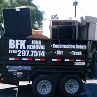 BFK Cleaning & Junk Removal
