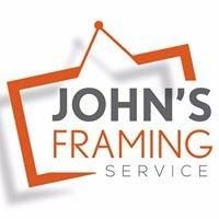 John's Framing Service