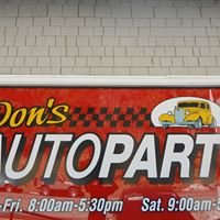 Dons Auto Supply #2, Inc.