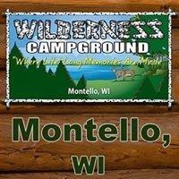 Wilderness Campground,  Montello, WI