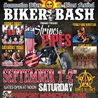 Summertime Bike & Blues Fest