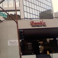 Dante's Coffee and Tea