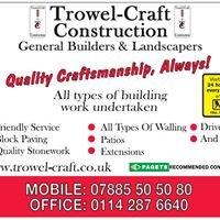 Trowel Craft Construction