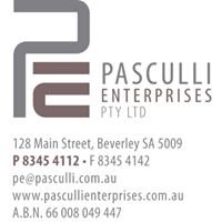 Pasculli Enterprises Pty Ltd
