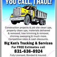 Big Kens Trucking&services