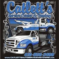 Catlett's Service Center and Towing