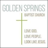 Golden Springs Baptist Church