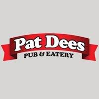 Pat Dees Pub & Eatery