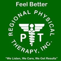 Regional Physical Therapy, Inc.