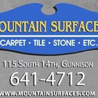 Mountain Surfaces