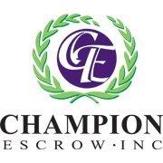 Champion Escrow, Inc