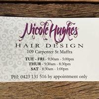 Nicole Hughes Hair Design