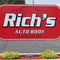 Rich's Auto Body