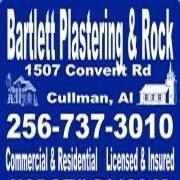 Bartlett Plastering and Rock