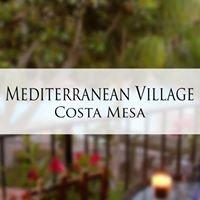 Mediterranean Village Costa Mesa
