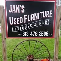 Jan's Used Furniture, Antiques & More & Douglas Farms