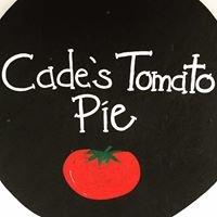 Cade's Tomato Pie