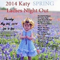 2014 Katy Ladies Night Out