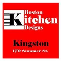 Boston Kitchen Designs - Kingston