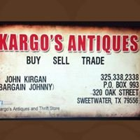 Kargo's Antiques and Thrift Store