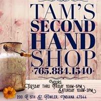 Tam's Second Hand Shop
