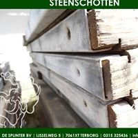 De Splinter steigerhouten planken
