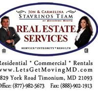 Stavrinos Team Real Estate Of Execuhome Realty