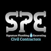Signature Plumbing and Excavating- SPE CIVIL