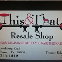 This & That Resale Shop