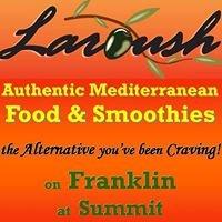Laroush Mediterranean Food & Smoothies