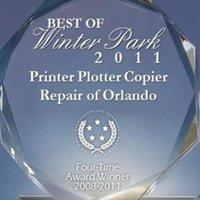 Authorized Printer Repair of Orlando