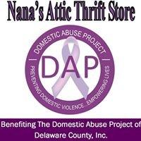 Nana's Attic Thrift Store - Broomall, Pa.