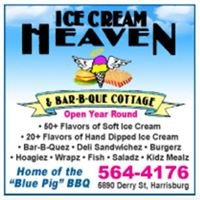 Ice Cream Heaven & BBQ Cottage