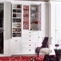 Emily Giebel  /  California Closets