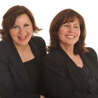 Judy Robinson and Carol Traversy