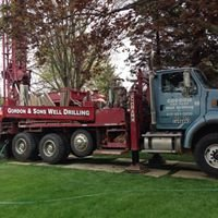 Gordon & Sons Water Well Drilling
