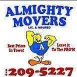 Almighty Movers- Movers San Antonio