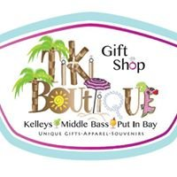 Tiki Boutique at Middle Bass Island
