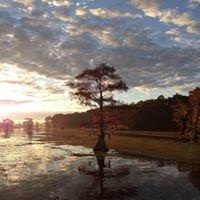 Hunting and Fishing on Caddo Lake