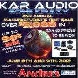 Andres Car Audio Penticton