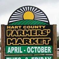 Hart County Farmer's Market