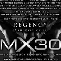 Regency Athletic Club