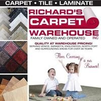 Richard's Carpet Warehouse
