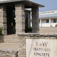 V & W Ready Mix Concrete