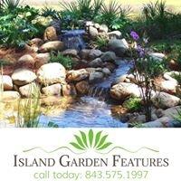 Island Garden Features