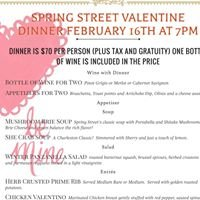 Spring Street Events