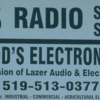 Lazer Audio and Electronics (Tedd's Electronics)