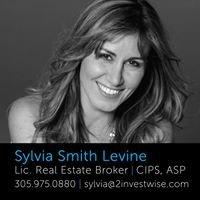 SOUTH FLORIDA REAL ESTATE by Sylvia Smith Levine CIPS, ASP