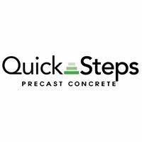 Quick Steps Precast Concrete - Wieser Company
