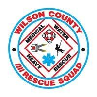 WILSON COUNTY ////RESCUE SQUAD